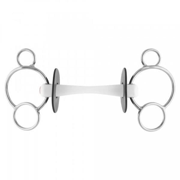 Nathe 3-Ring Bit 20mm with Flexi Mullen Mouth